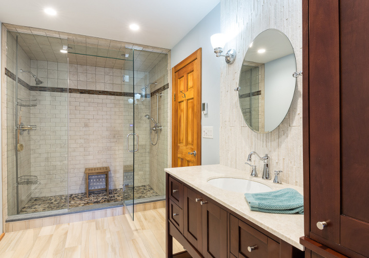 houseplay renovations is a bathroom remodeling contractor working