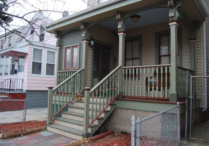 Front Porch Renovation Jersey City NJ
