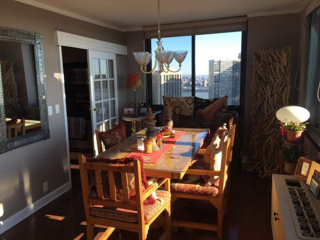 Cliffside Park NJ Apartment Remodel Manhattan View 3