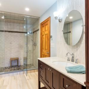 Jersey City NJ bathroom renovation
