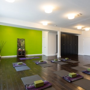 Jersey City NJ design and build yoga studio