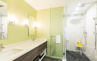 Cliffside Park Contemporary Bathroom Remodeling Contractor