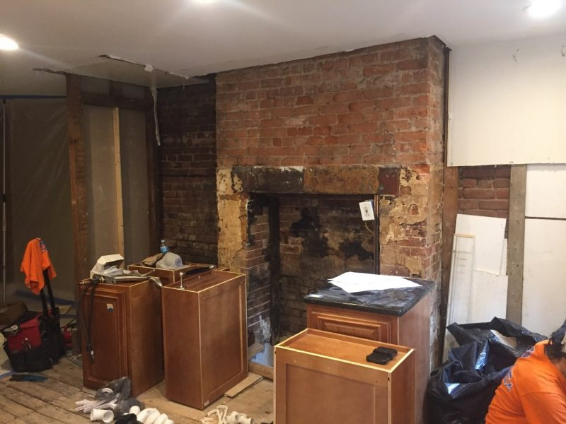 Historic Kitchen Remodel Jersey City Brand New Day During 01