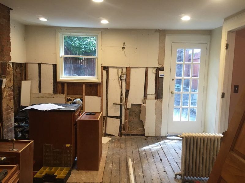 Historic Kitchen Remodel Jersey City Brand New Day During 02