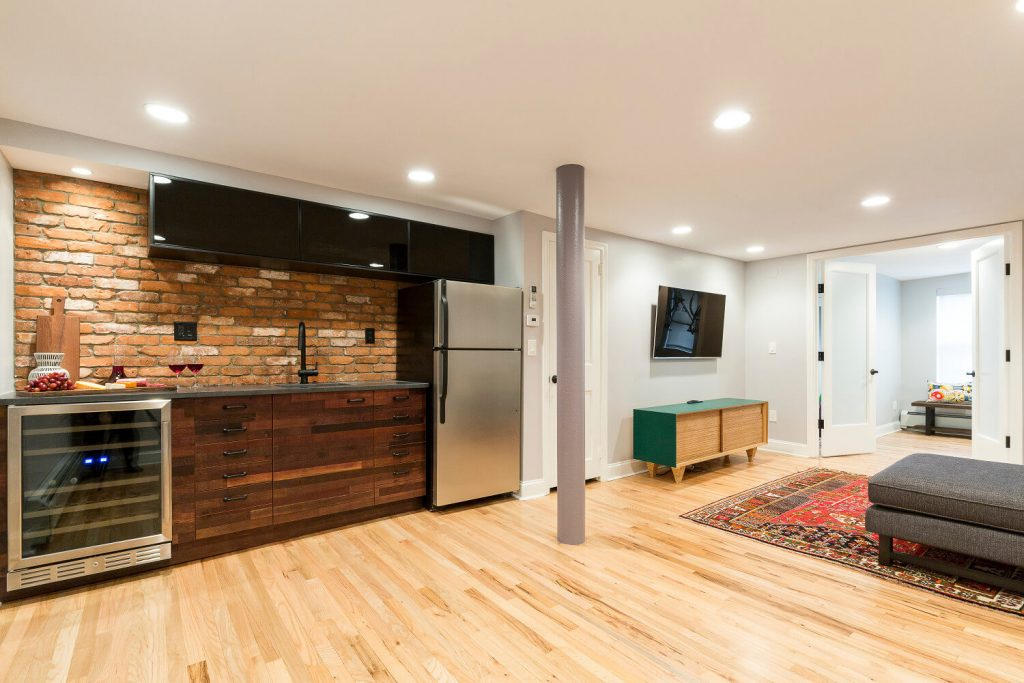 Image of completed Jersey City, NJ remodel
