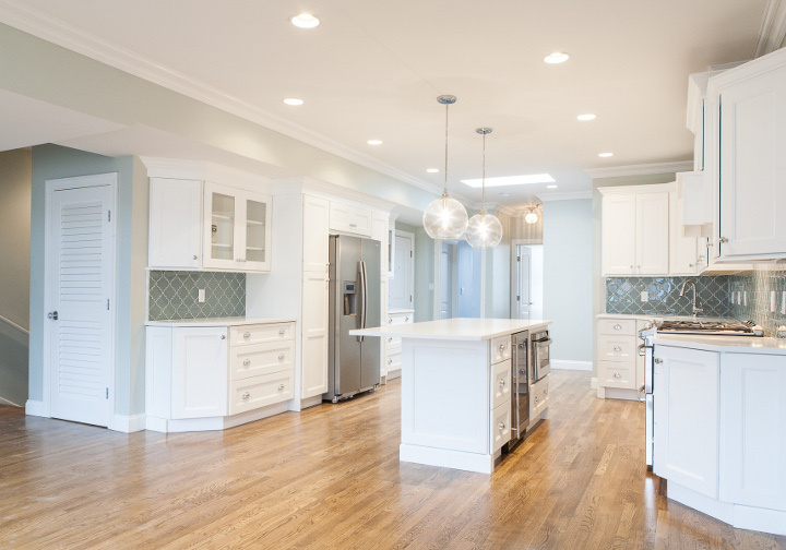 Kitchen remodeling contractor jersey city cliffside for New kitchen cedar grove