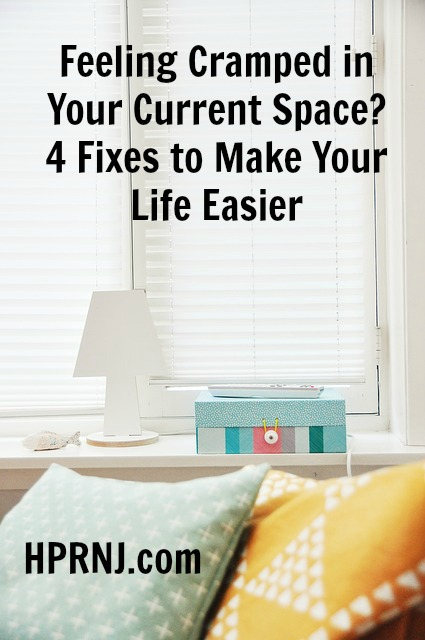 Feeling Cramped in Your Current Space? 4 Fixes to Make Your Life Easier