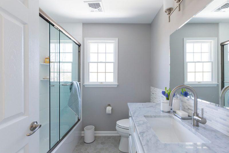 Image of completed Cedar Grove, NJ remodel