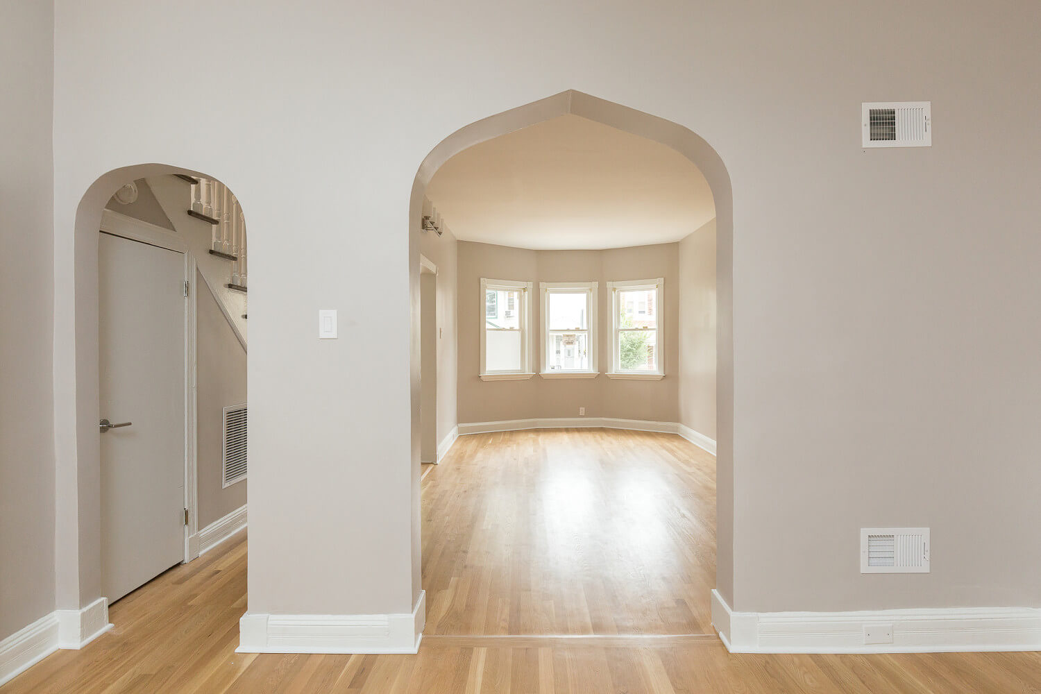 Image of completed Jersey City Heights, NJ remodel