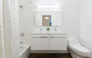 Image of completed Downtown Jersey City, NJ remodel
