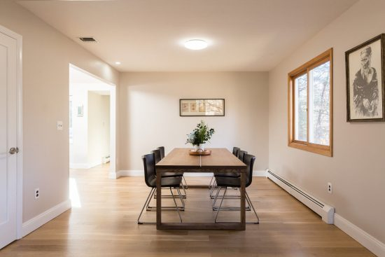 Image of completed New City, NY remodel