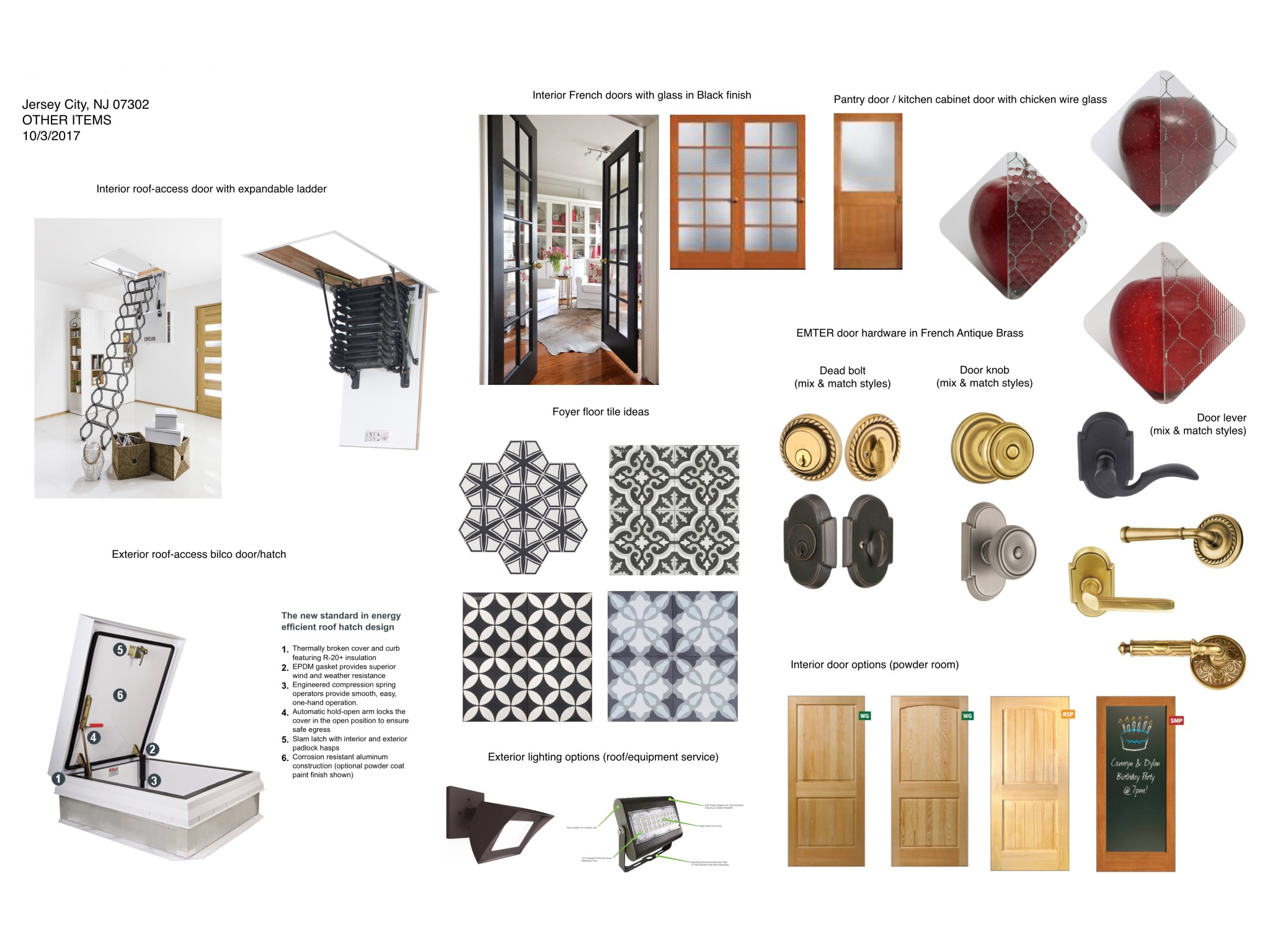 Historic District Brownstone Remodel Project In Process History Revitalized Other Items Mood Board