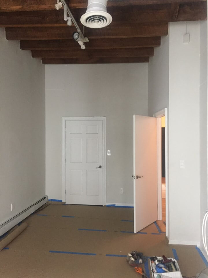 Jersey City Apartment Remodel Before
