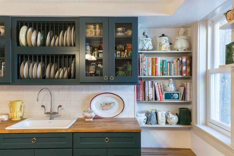 Jersey City Historic Brownstone Kitchen Remodel